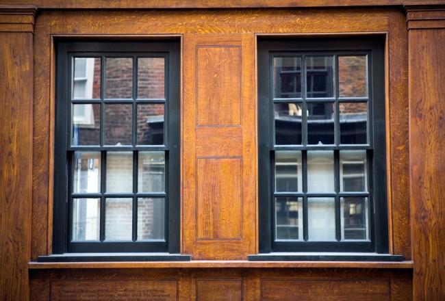 Timber Sash Windows London Georgian Style Sash Windows