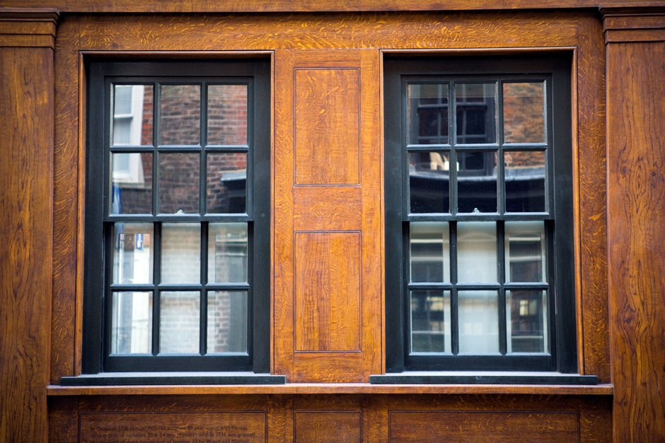 Timber Sash Windows London Georgian Style Sash Windows